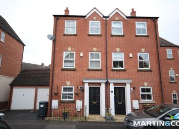 Thumbnail 4 bed town house to rent in Earlswood Road, Kings Norton