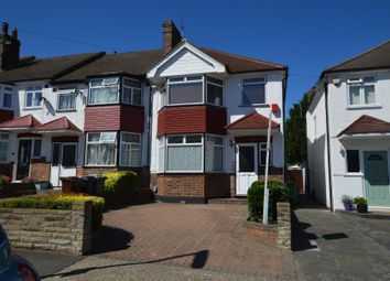 Thumbnail 3 bedroom semi-detached house to rent in Fairford Gardens, Worcester Park