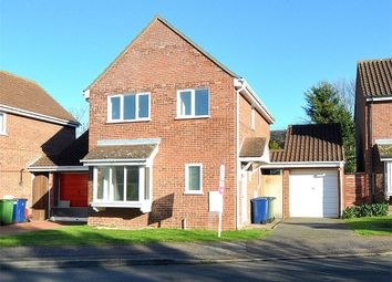 Thumbnail 4 bed detached house to rent in Grainger Avenue, Godmanchester, Huntingdon