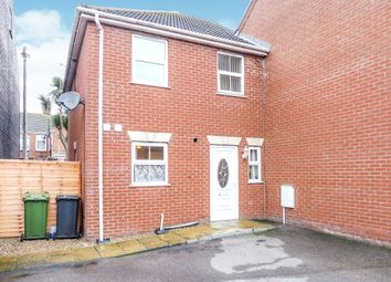 Thumbnail 2 bedroom semi-detached house for sale in Northgate Street, Great Yarmouth