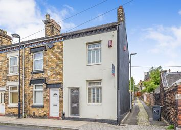 Thumbnail 2 bed terraced house to rent in Waterloo Street, Stoke-On-Trent