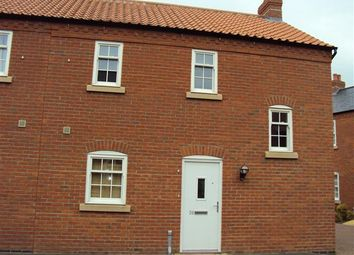Thumbnail 2 bed semi-detached house to rent in Honeysuckle Lane, Lincoln