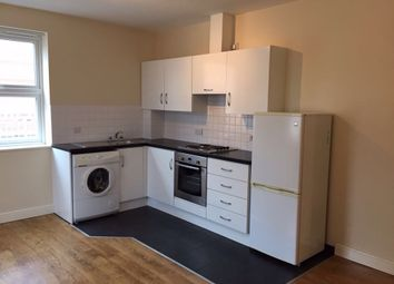 Thumbnail 1 bed flat to rent in Brook Street, Wrexham, Clwyd