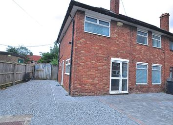 Thumbnail 4 bed semi-detached house for sale in Staveley Road, Hull, North Humberside