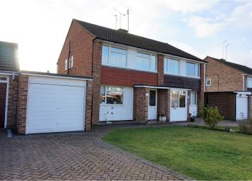 Thumbnail 3 bed semi-detached house for sale in Valley Crescent, Wokingham