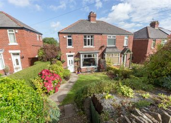 Thumbnail 3 bed semi-detached house for sale in Hall Wood Road, Chapeltown, Sheffield, South Yorkshire