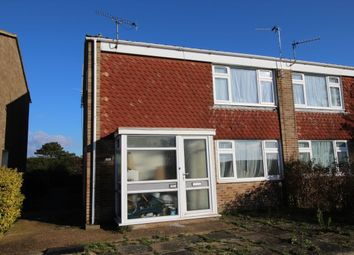 Thumbnail 1 bed flat to rent in Pensford Drive, Eastbourne