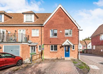 Thumbnail 4 bed terraced house for sale in Finch Close, Faversham