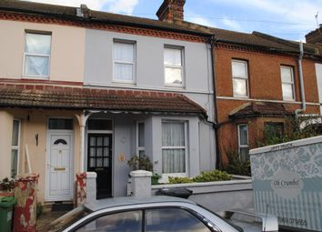 Thumbnail 2 bedroom terraced house for sale in Windsor Road, Bexhill-On-Sea