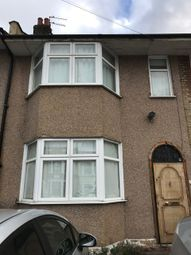 Thumbnail 3 bed terraced house for sale in Mayfar Avenue, Ilford