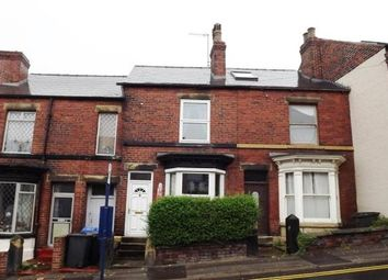 Thumbnail 3 bed terraced house to rent in Derbyshire Lane, Meersbrook