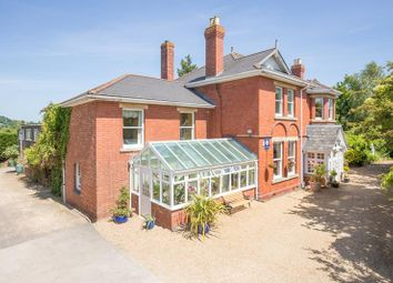 Thumbnail 6 bed detached house for sale in Leadon House Hotel, Ross Road, Ledbury, Herefordshire