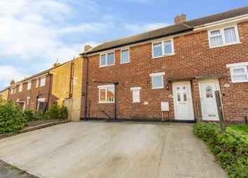 Willow Avenue, Hucknall, Nottinghamshire NG15. 3 bed semi-detached house