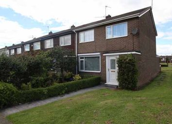 Thumbnail 3 bed terraced house for sale in Otterburn Way, Billingham, Durham