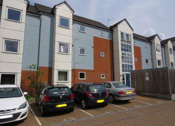 Thumbnail 2 bedroom flat for sale in Bridge Hook Close, Wolverton Mill, Milton Keynes
