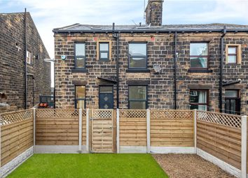 Thumbnail 3 bed end terrace house for sale in Troy Road, Morley, Leeds, West Yorkshire