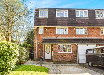 Thumbnail 4 bed semi-detached house for sale in Dryden Road, Enfield