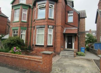 Thumbnail 1 bed flat to rent in Hartington Road, Chorlton Cum Hardy, Manchester