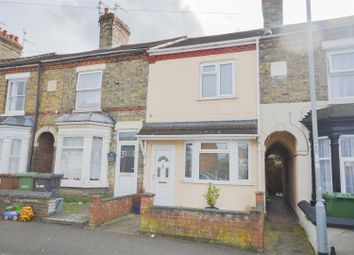2 bed terraced house for sale in Fellowes Road, Peterborough PE2