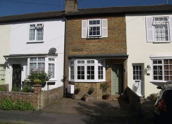 Thumbnail 2 bed terraced house for sale in Station Road, Claygate, Esher