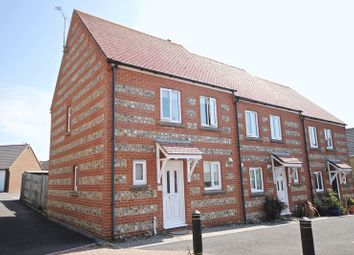 Thumbnail 2 bed end terrace house to rent in Lornton Walk, Dorchester