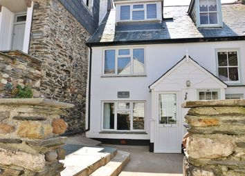 Thumbnail 3 bed cottage for sale in Dolphin Street, Port Isaac