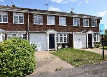 Thumbnail 3 bed terraced house for sale in Turner Close, Shoeburyness, Essex