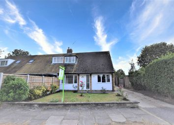 Thumbnail 3 bed terraced bungalow for sale in Eldon Close, Colchester