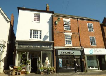 Thumbnail Retail premises for sale in High Street, Cheadle, Stoke-On-Trent