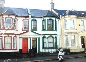 Thumbnail 6 bedroom terraced house to rent in Stuart Road, Stoke, Plymouth