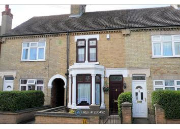 Thumbnail 2 bed terraced house to rent in Aldermans Drive, Peterborough