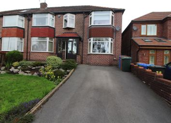 Thumbnail 4 bed semi-detached house to rent in Mainway, Middleton, Manchester