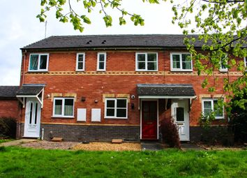 Thumbnail 2 bed terraced house for sale in Morgan Close, Crewe