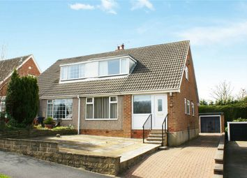 Thumbnail 3 bed semi-detached house for sale in Dalecroft Rise, Allerton, Bradford, West Yorkshire