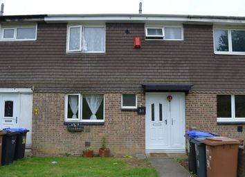 Thumbnail 3 bed terraced house for sale in Brickwell Court, Standens Barn, Northampton