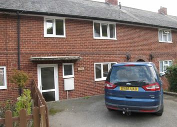 Thumbnail 3 bed terraced house to rent in Bronybuckley, Welshpool