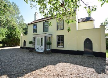 Thumbnail 5 bed detached house for sale in Yarmouth Road, Ellingham, Bungay