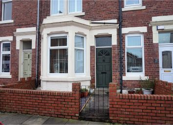 Thumbnail 2 bed flat for sale in Jesmond Terrace, Whitley Bay