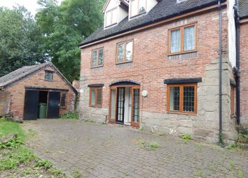 Thumbnail 2 bed flat to rent in The Old Mill, Rugeley