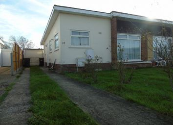 Thumbnail 2 bed semi-detached bungalow for sale in Tower Close, Pevensey Bay, Pevensey