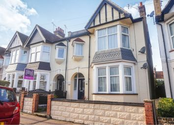 Thumbnail 3 bed flat for sale in Westminster Drive, Westcliff-On-Sea