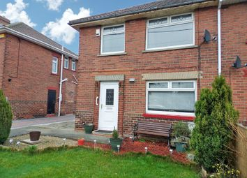Thumbnail 3 bedroom semi-detached house for sale in Ashdale Road, Consett