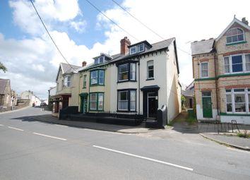 Thumbnail 6 bedroom end terrace house for sale in Abbotsham Road, Bideford