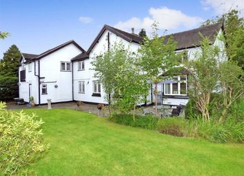 Thumbnail 5 bed detached house for sale in Congleton Road North, Church Lawton, Stoke-On-Trent