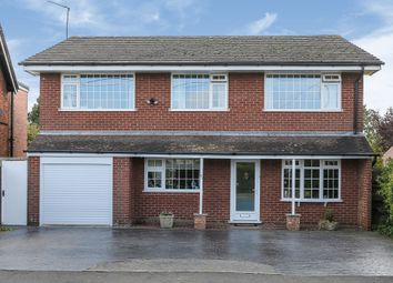 Thumbnail 4 bed detached house for sale in Shrewley Common, Shrewley, Warwick