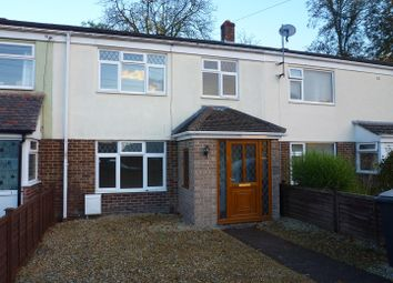 Thumbnail 3 bed terraced house for sale in St. Georges Close, Warminster