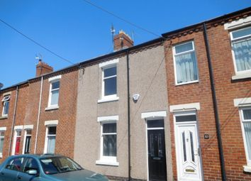 Thumbnail 2 bed terraced house to rent in Clarence Street, Seaton Sluice