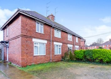 Thumbnail 3 bed semi-detached house for sale in The Crescent, Westbury