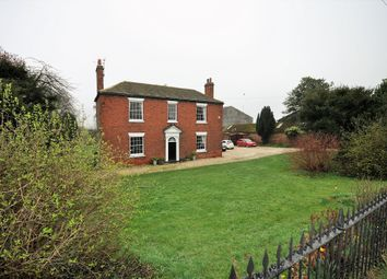 Thumbnail 5 bed detached house for sale in East Cowick, Goole