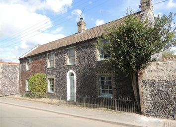 Thumbnail 4 bed detached house for sale in Short Beck, Feltwell, Thetford